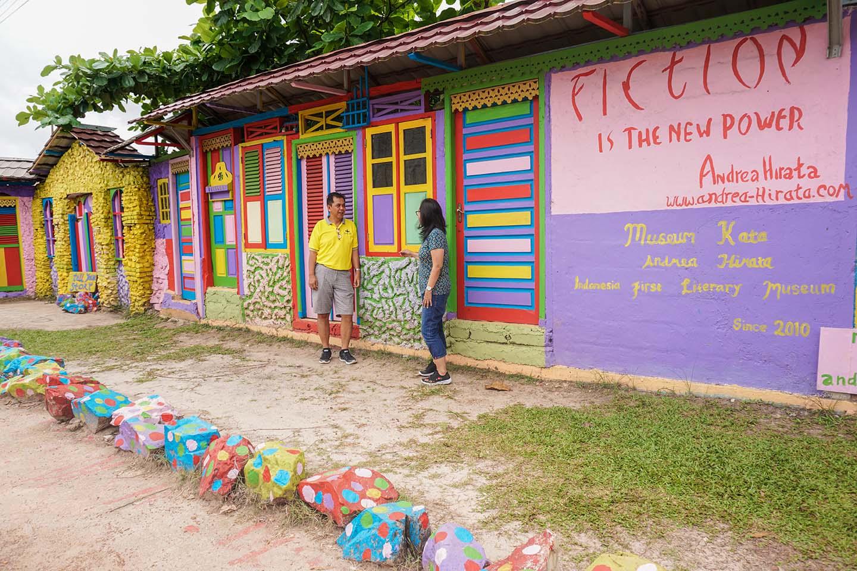 Paket Wisata Belitung Bersama Keluarga yang Menyenangkan