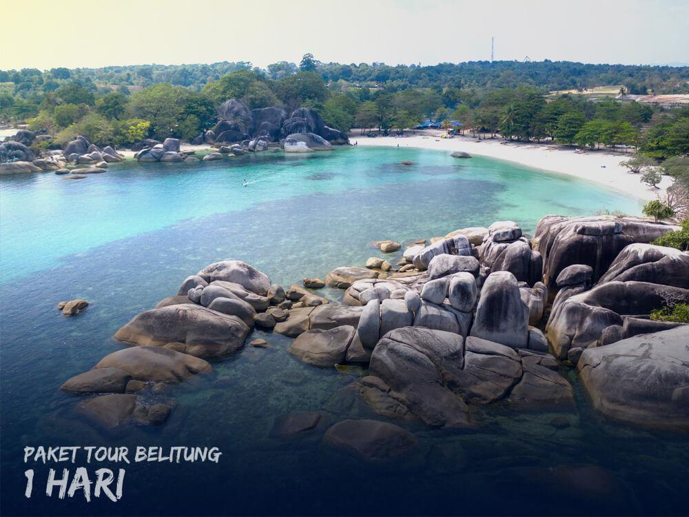 Paket Tour Belitung 1 Hari, Tempat Wisata Wajib Dikunjungi
