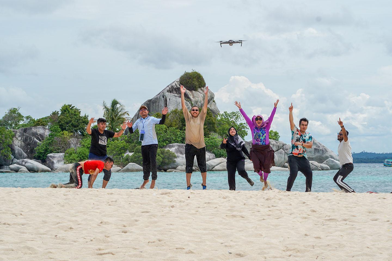 5 Tempat Wisata Belitung yang Mengagumkan