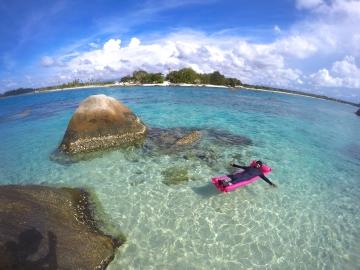 Daerah Liburan Belitung, Estetika dari Pulau Laskar Pelangi yang Mesti Anda Kunjungi
