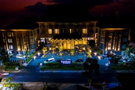 Hotel Fairfield by Marriott Belitung
