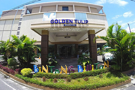 Hotel Golden Tulip Essential Belitung