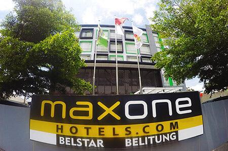 Hotel Maxone Belstar Belitung