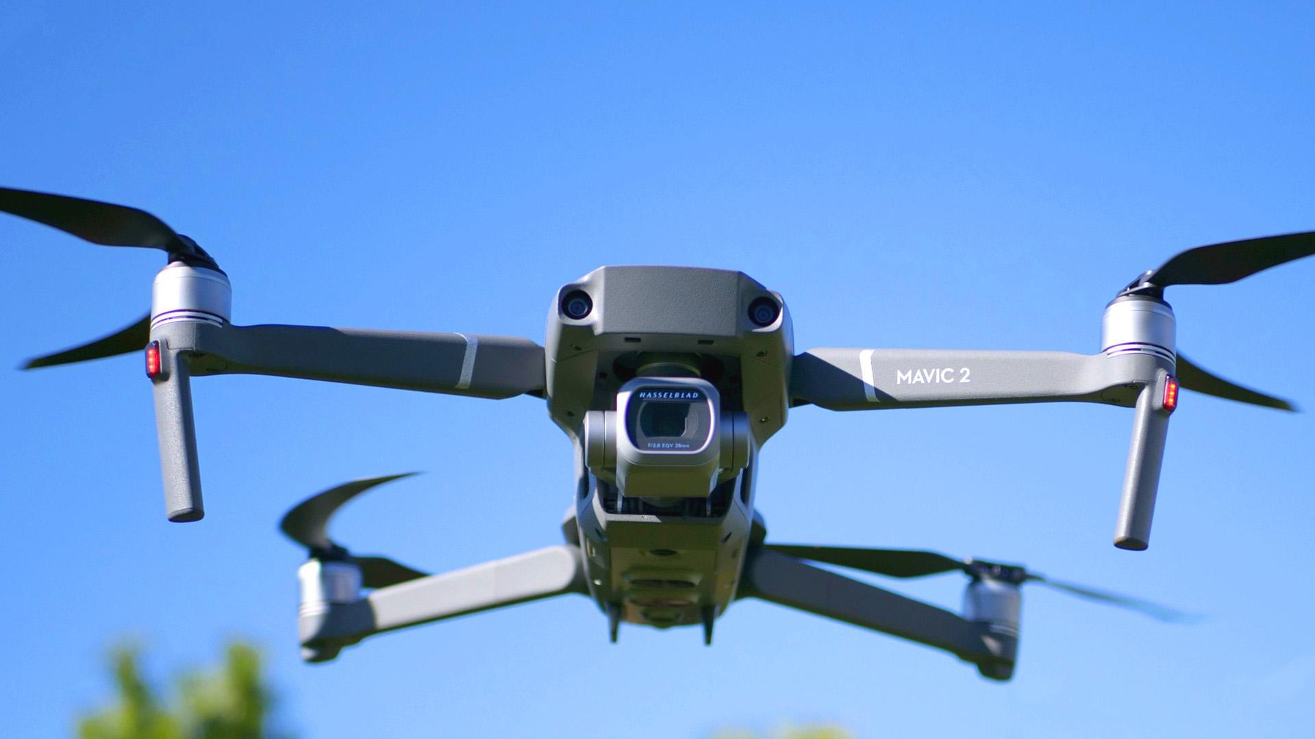 Sewa Drone Belitung DJI Mavic 2 Pro