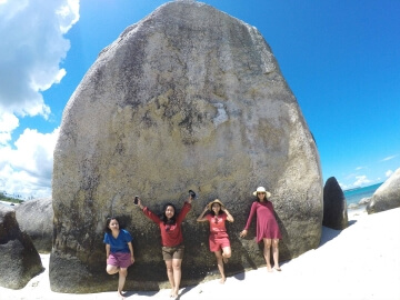 Tour Belitung Murah 2D1N