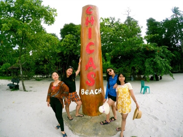 Paket One Day Trip Leebong Island