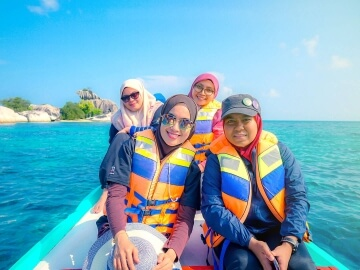 Paket One Day Trip Hopping Island