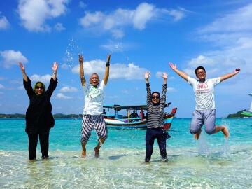 Tour Belitung Murah 3D2N