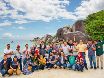 Paket Tour Belitung Hemat 3D2N