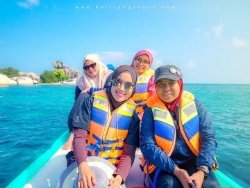 Paket Wisata Belitung Tanpa Hotel 3D2N