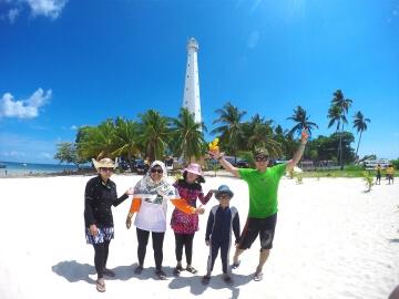 Paket Tour Keluarga Belitung 3D2N